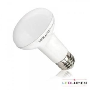 LED žárovka 10W 20xSMD2835 CCD E27 940lm TEPLÁ BÍLÁ